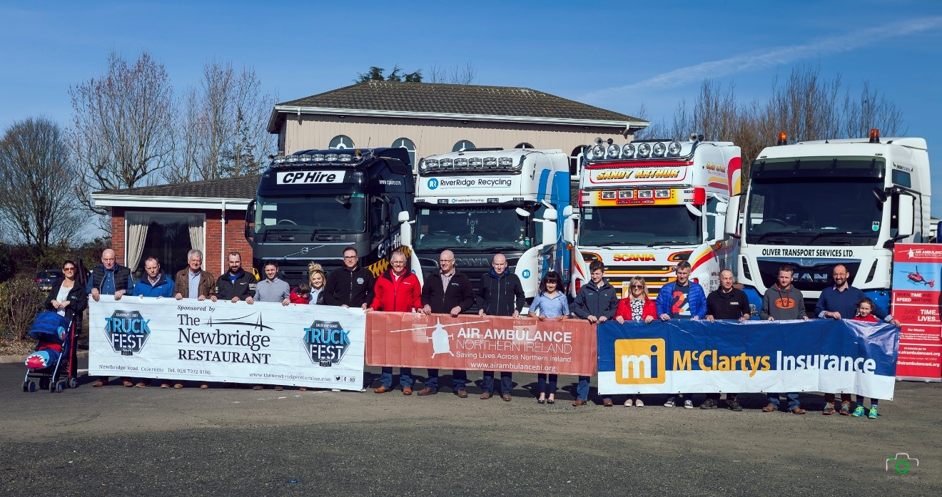 Causeway Coast Truck Fest Is Back for 2017